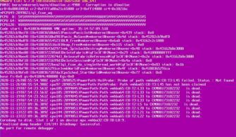 ESXi 6.7 Keep Getting PANIC bora/vmkernel/main/dlmalloc.c: 4908 – Corruption in dlmalloc