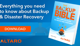 The Backup Bible Complete Edition