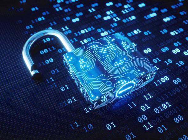 cybersecurity-data-lock-blue