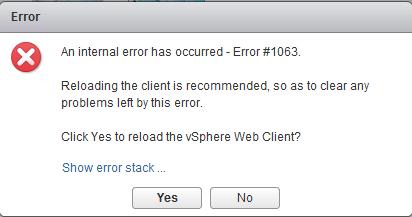 error1063